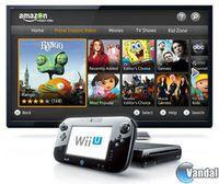 El servicio de v�deo de Amazon, disponible en Wii U