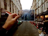 A fan shows images Assassin's Creed Unity superimposed in real places in Paris
