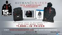 Square Enix is ​​looking for the best players of Sniper Hitman