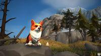 World of Warcraft celebrates its 12th birthday with corgis as pets