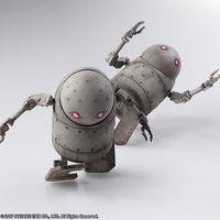 NieR: Automata presents new figures of their protagonists