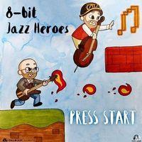 Throwing a disc of jazz from classic songs of Nintendo