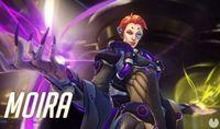 Overwatch features a new map and hero: Moira