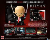 Anunciada la Deluxe Professional Edition de Hitman Absolution