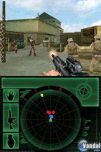 Pantalla Call of Duty: Modern Warfare: Mobilized