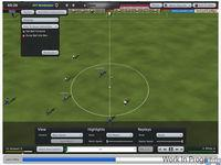 Pantalla Football Manager 2010