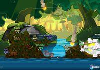 Pantalla Worms: Battle Islands