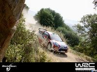 Pantalla World Rally Championship 2010
