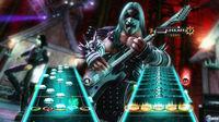 Pantalla Guitar Hero: Warriors of Rock