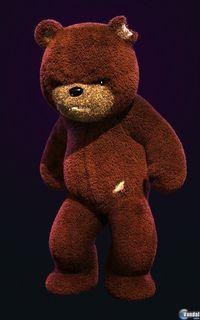 Pantalla Naughty Bear