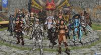 Pantalla Monster Hunter Frontier Online