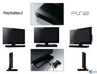 Sony lanza una televisi�n con PlayStation 2 integrada