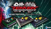 Lanzado el arcade stick oficial de Tekken Tag Tournament 2