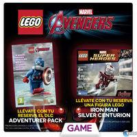 GAME updates its campaign for LEGO Marvel Avengers reserves with new incentives
