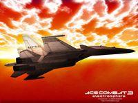 Ace Combat 3 receives a translation done by fans who tells his story in full