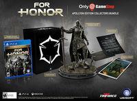 GameStop presents his edition collector's exclusive for Honor
