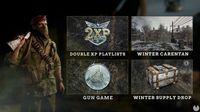 Call of Duty: WWII detalla el evento Winter Siege