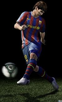 Pantalla Pro Evolution Soccer 2011