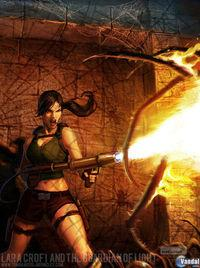 Pantalla Lara Croft and the Guardian of Light