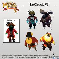 Imagen Monkey Island 2: LeChuck's Revenge Special Edition PSN