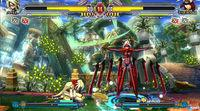 Pantalla BlazBlue: Continuum Shift