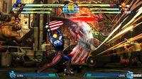 Pantalla Marvel vs. Capcom 3