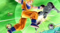 Pantalla Dragon Ball Raging Blast 2