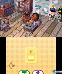 Pantalla Animal Crossing: New Leaf