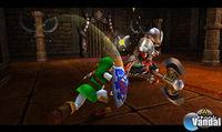 Nuevas im�genes y v�deo de The Legend of Zelda: Ocarina of Time 3D