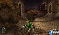 Pantalla The Legend of Zelda: Ocarina of Time 3D