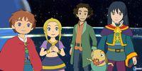 Nuevas im�genes de Ni no Kuni: Wrath of the White Witch