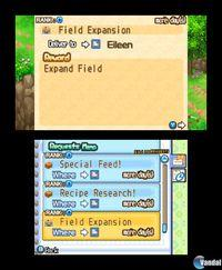 Pantalla Harvest Moon: The Tale of Two Towns