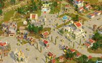 Pantalla Age of Empires Online