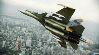 Pantalla Ace Combat Assault Horizon
