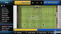 Pantalla Football Manager Handheld 2011