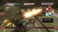 Pantalla Dynasty Warriors: Gundam 3