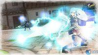 Pantalla Valkyria Chronicles 3