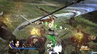 Pantalla Dynasty Warriors 7