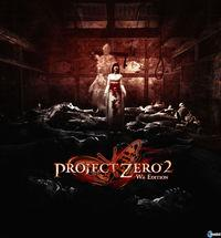 Pantalla Project Zero 2: Wii Edition