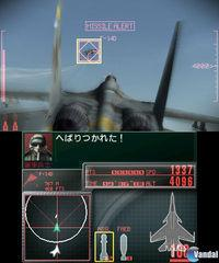 Pantalla Ace Combat Assault Horizon Legacy