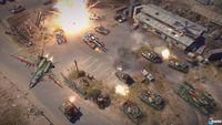 Pantalla Command & Conquer Victory Games
