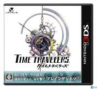 Revelada la car�tula de Time Travelers