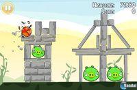 Pantalla Angry Birds
