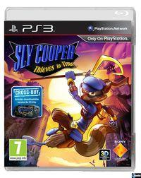 Sly Cooper: Ladrones en el tiempo llegar en marzo del ao que viene