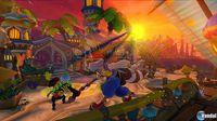 Pantalla Sly Cooper: Ladrones en el tiempo