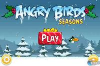 Pantalla Angry Birds Seasons
