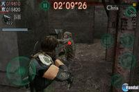 Pantalla Resident Evil: The Mercenaries