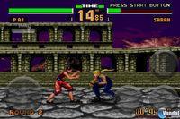 Imagen Virtua Fighter 2