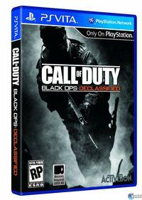 Pantalla Call of Duty Black Ops: Declassified