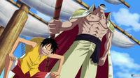 Pantalla One Piece: Gigant Battle